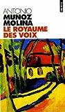 Le royaume des voix (2020413345) by Munoz Molina Antonio
