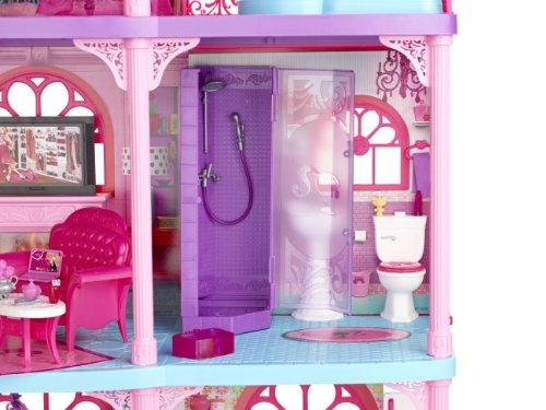 Mattel X3551 Barbie - Casa de muñecas y accesorios: Mattel: Amazon ...
