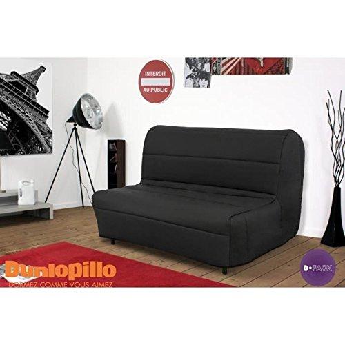 Superb Deals For Dunlopillo Sofa Bed Azure Cc Dpack 145A Cm Black Inzonedesignstudio Interior Chair Design Inzonedesignstudiocom