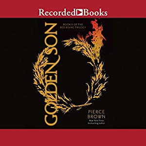 Book II of the Red Rising Trilogy (M4B format) - Pierce Brown