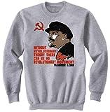Vladimir Lenin Quote Soviet Union - Graphic Sweatshirt