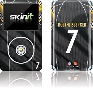 NFL - Pittsburgh Steelers - Ben Roethlisberger - Pittsburgh Steelers - iPod Classic (6th Gen) 80 / 160GB - Skinit Skin