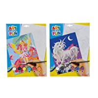 Simba Art And Fun Paint By Numbers Fantasy (2 Assorted)