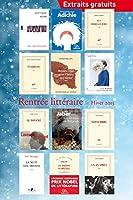Extraits gratuits - Rentr�e litt�raire Gallimard Hiver 2015