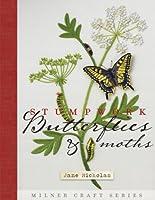 Stumpwork Embroidery, Moths and Butterflies (Milner Craft Series)