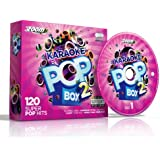 Zoom Karaoke Pop Box 2 Party Pack - 6 CD+G Box Set - 120 Songs