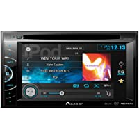 2013 MODEL PIONEER AVH-X1500 DVD / AVHX1500 DVD In-Dash 6.1 Touchscreen