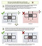 RICOO-LCD-TV-Wandhalter-Schwenkbar-Neigbar-S6244-Schwenkbare-Wandhalterung-Universal-Fernseher-VESA-Halterung-Fernsehhalterung-LED-Flachbildschirm-ca76-165cm-30-32-42-47-55-65-Zoll