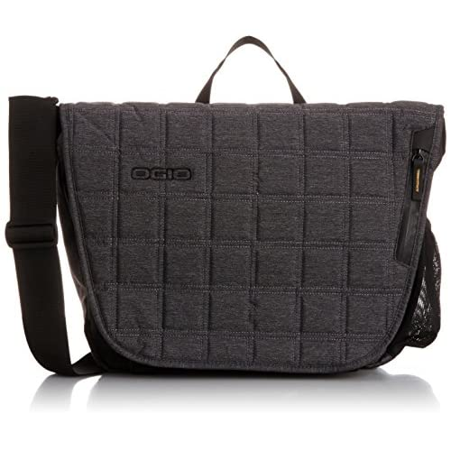 [オジオ] OGIO NEWT MESSENGER 944-005 DSC (Dark Static)