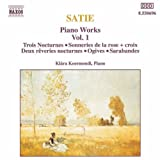 Satie: Piano Works, Vol. 1by Erik Satie