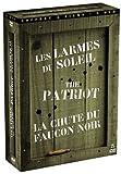 echange, troc Coffret Guerre - Les larmes du soleil + The Patriot + La chute du faucon noir