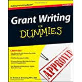 Grant Writing For Dummiesby Beverly A. Browning