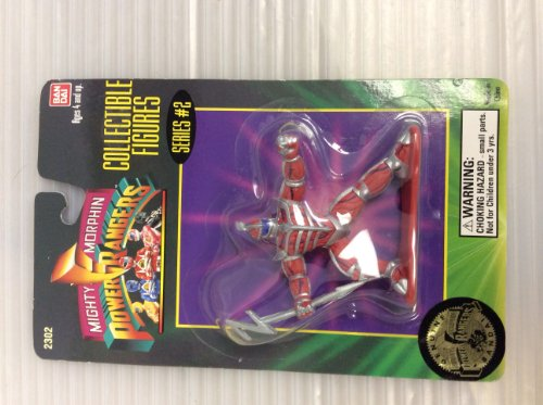 "1994 Mighty Morphin Power Rangers 3"" Collectible Figures Series #2- Lord Zed - 1"