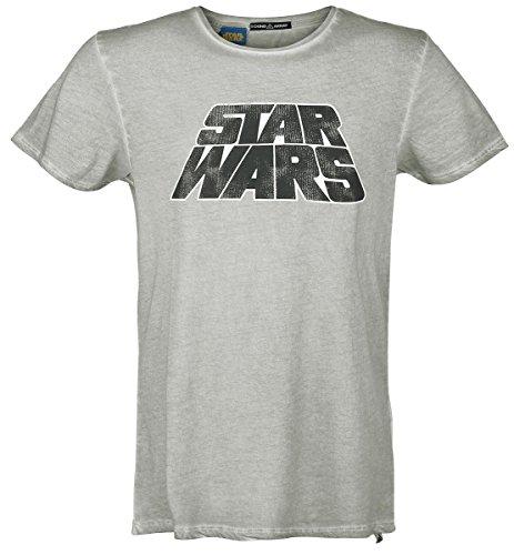 Star Wars Sound Array - Logo T-Shirt grigio/verde XL
