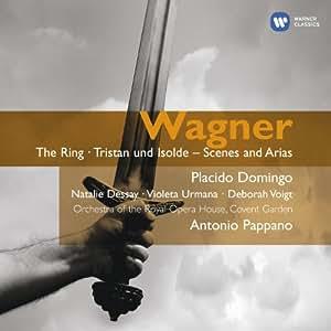wagner pappano domingo dessay voigt Placido domingo, deborah voigt, antonio pappano - wagner: love duets (tristan und isolde, siegfried) (2000.
