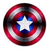 CAPTAIN AMERICA Shield - Mini Round Mousepad