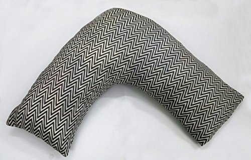 rayyan-linens-100-egyptian-cotton-percale-zig-zag-light-black-white-v-shape-pillow-back-and-neck-sup
