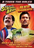 Bruce Campbell 2 Pack: Man with the Screaming Brain / Alien Apocalypse