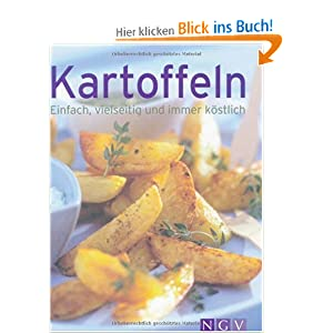 eBook Cover für  Kartoffeln Einfach vieliseitig und immer k ouml stlich Minikochbuch Einfach vielseitig und immer k ouml stlich