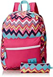 Trailmaker Girls Chevron Backpack, Multi, One Size