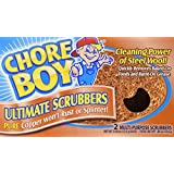 Chore Boy Copper Scouring Pad-2ct