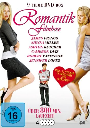 Romantik Filmbox [4 DVDs]
