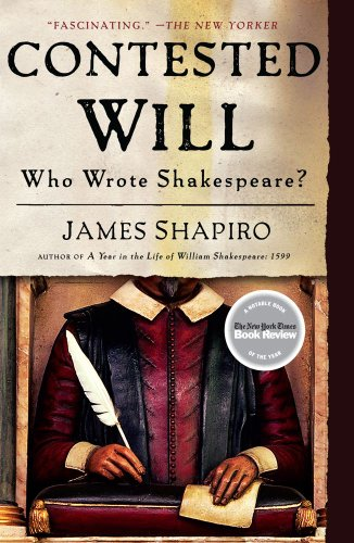 shakespeare in oxford:Contested Will