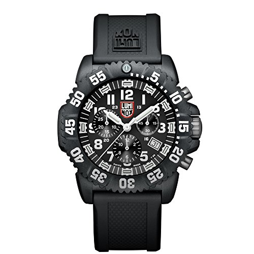Luminox Navy Seal Colormark 3081 - Reloj de caballero de...
