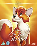 The Fox and the Hound (1981) (Limited Edition Artwork Sleeve) [Blu-Ray] [Region Free]