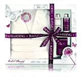 Baylis & Harding Skin Spa Mulberry/ Hollyhock and Thyme Gownset