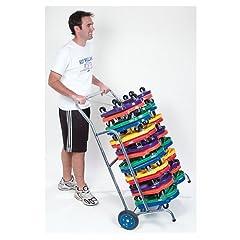 Buy Gamecraft Scooter Board Cone Cart by Gamecraft