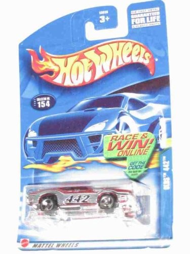 #2002-154 Olds 442 3 Spoke Wheels Collectibles Collector Car Hot Wheels - 1