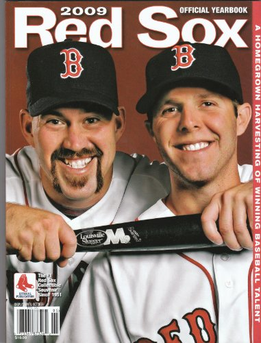 2009 Boston Red Sox Yearbook Kevin Youkilis D Pedroia at Amazon.com