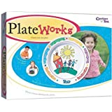 Plate Works Kids Art Plate Craft Kit