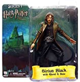 """NECA """"Sirius Black"""" Harry Potter And The Order Of The Phoenix Action Figure"""