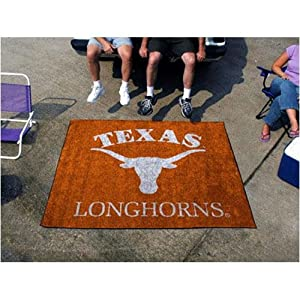Texas Longhorns NCAA Tailgater Floor Mat (5