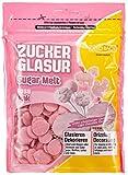 Dekoback Zuckerglasur Rosa 200 g ideal zum Benetzen von Cakepops