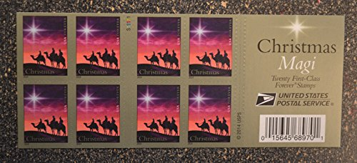 christmas-magi-2014-new-issue-usps-forever-stamp-book-of-20
