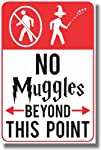 No Muggles Beyond This Point – NEW Hu…