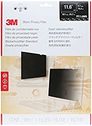 3M Privacy Filter for 11.6 Inch Widescreen Laptop (PF11.6W9)