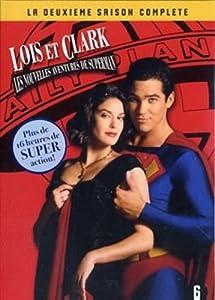 Lois & Clark : L'intégrale saison 2 - Coffret 6 DVD  [Import belge]