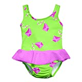 Lässig Baby Swimsuit Iplay Mod Skirty Tanksuit Apple Size L 12 18 Mois Sun protection 50 Apple L IP 712157 031 44 Multi Coloured Lime Kite Size3T