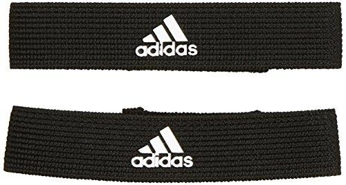 adidas Unisex Stutzenhalter, Black/Wht, One Size, 620656