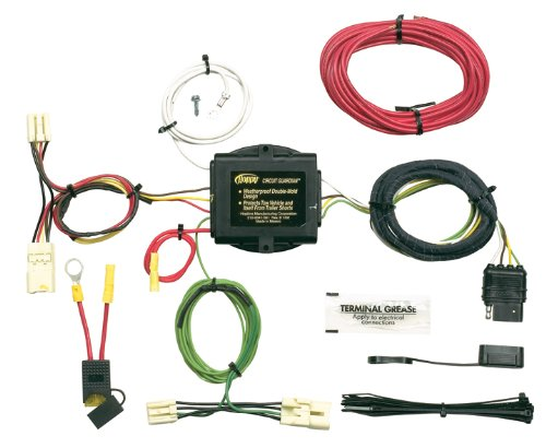Hopkins 11143445 Vehicle To Trailer Wiring Kit For Toyota Rav4