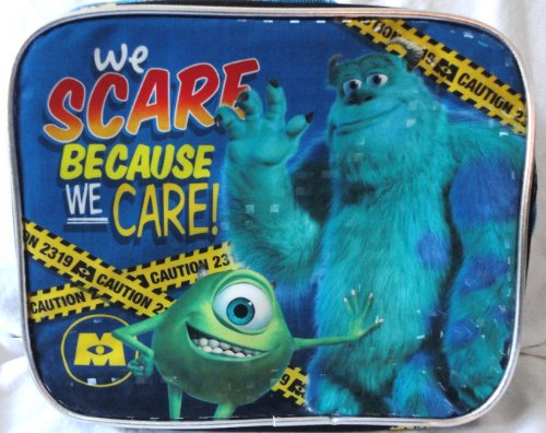 1 X Disney Pixar Monsters Inc. Insulated Lunch Bag - 1