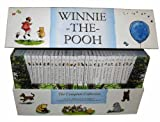 A.A. Milne Winnie the Pooh Complete Collection 30 Books Box Set (Winnie-the-Pooh and some Bees, Pooh Goes Visiting & Pooh and Piglet nearly catch a Woozle, Owl becomes and author, Eeyore has a birthday, Kanga and Baby Roo Come to the Forest, etc)