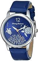 Tommy Bahama Swiss Women's TB2164 Bimini Reed Analog Display Japanese Quartz Blue Watch by Tommy Bahama Swiss