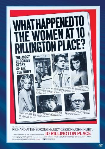 Cover art for  10 Rillington Place