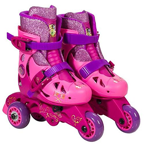 PlayWheels-Disney-Princess-Kids-Convertible-2-in-1-Skates-Junior-Size-6-9