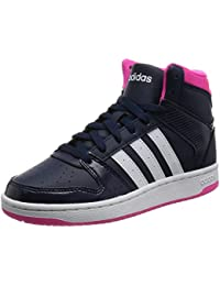 Adidas Neo Women's VS Hoopster Mid W Leather Sneakers
